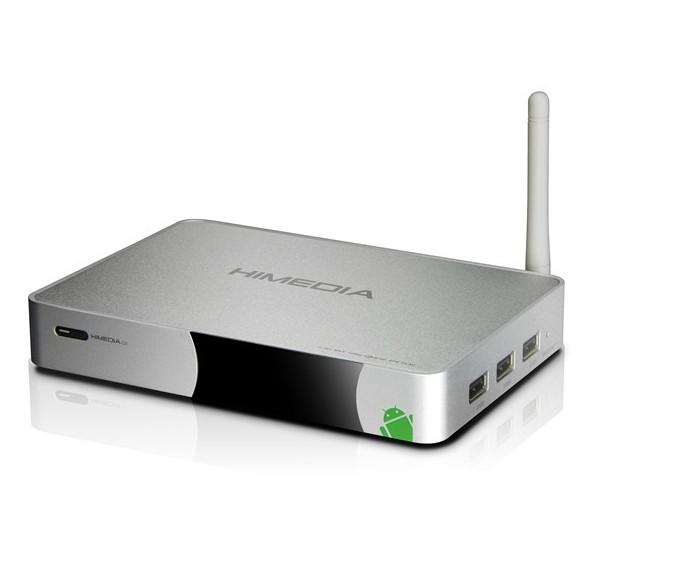 海美迪 q5 安卓 智能 网络电视机顶盒 高清硬盘播放器